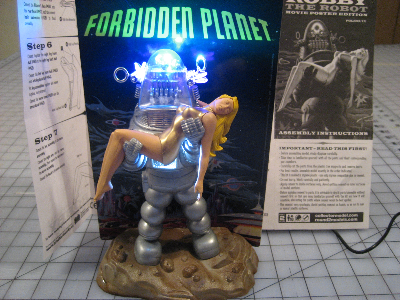 Robbie the Robot from Forbidden Planet