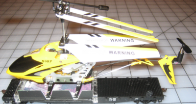 rc-helicopter transport-launcher